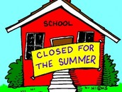 SCHOOLS OUT FOR SUMMER!!!!!