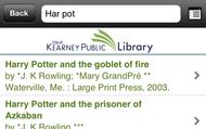 Catalog Search