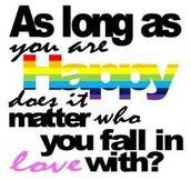 Why should gays be treated equally?