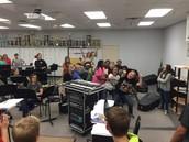 Band:  Rhythm Game