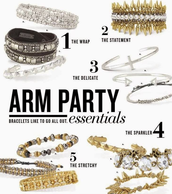 What's An Arm-Party?