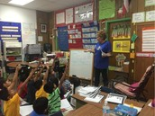 Ms. Reynolds's Students Are Totally Engaged!