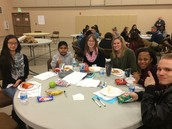 CMS Students at the Youth Summit