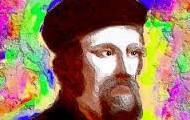 Painting of Jan Hus