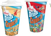 Drink and Crunch