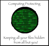We'll keep your files hidden from all but you!
