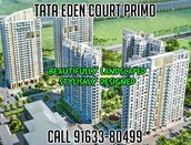 TATA Eden Court Primo Rajarhat New Town Is Extremely Economical In Comparison With Just About All Various Other