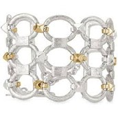 Marnie Link cuff! Mixed metals, was $84, now $25!!