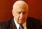 Ariel Sharon is an Israeli leader