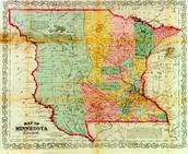 The Territory of Minnesota