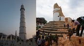 "The ""DHARAHARA TEMPLE""!!!"