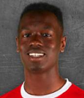 Rukari Pate – V Junior, midfielder