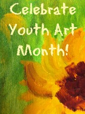 Youth Arts Month - Art Show