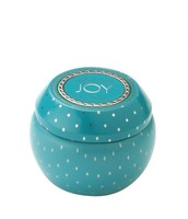 Joy mini candle
