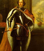 Peter the Great Portrait