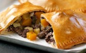 Coming soon - The perfect Cornish pasty