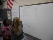 Graphing their data