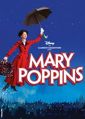 Mary Poppins Ticket on Sale Tuesday
