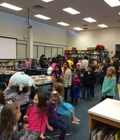 Literacy Night was a huge success.