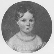 Lovelace as a child