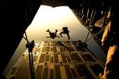 Free-fall Parachutist School