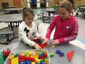 Lego Party with Mrs. Penner