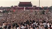 What was the Tiananmen Square Massacre?