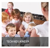 También damos cursos a niños y adolescentes