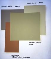 Exterior Paint Palette