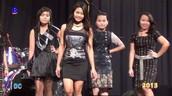 Fashion with chin dress