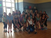 Zumba with Sisters