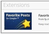 Favorite Posts for Google+