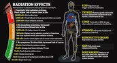 Fukushima effects