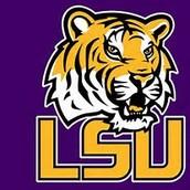 #1 Louisiana State University