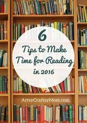 6 Tips To Make Time For Reading
