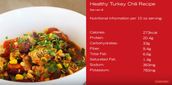 Healthy Turkey Chili Recipe VIDEO