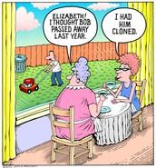 Cloning Humor
