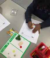Drawing and labeling our results