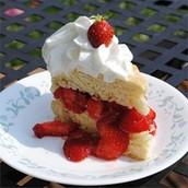 Pastel de Fresas (Strawberry Shortcake)