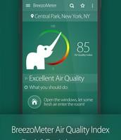 The New BreezoMeter App