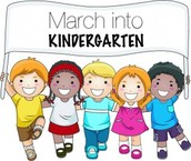 Kindergarten Registration here at Charlestown - March 23-27