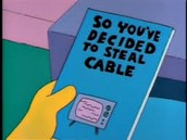 Stealing Cable