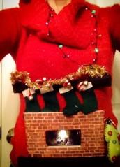 12/15 Maker Monday: DIY Ugly Christmas Sweater!