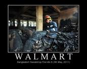 Wal-Mart's response