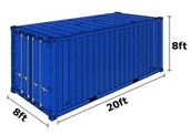 Standard Shipping Container Size