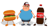 Obesity from Eating Too Much Lipids