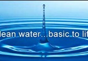 Clean water... basic to life