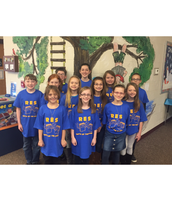 2015-16 RES Battle of the Books Team!