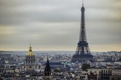 Stop #2 - Paris, France (A.K.A. The City of Love and Music)