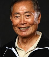 George Takei as the Old Man of the Moon